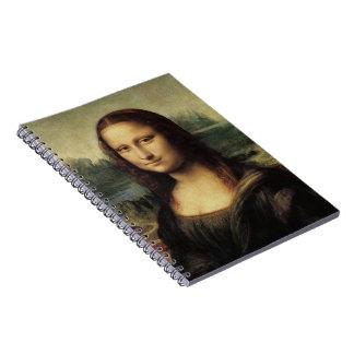 Mona Lisa Libretas Espirales