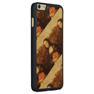 Mona Lisa Likes Valentine's Candy Carved® Maple iPhone 6 Plus Case