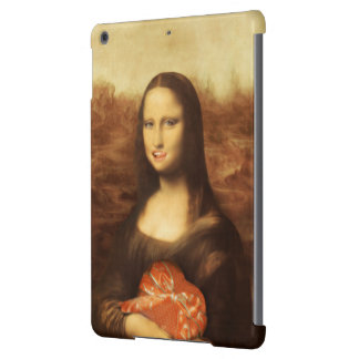 Mona Lisa Likes Valentine's Candy Cover For iPad Air