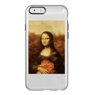 Mona Lisa Likes Valentine's Candy Incipio Feather® Shine iPhone 6 Case