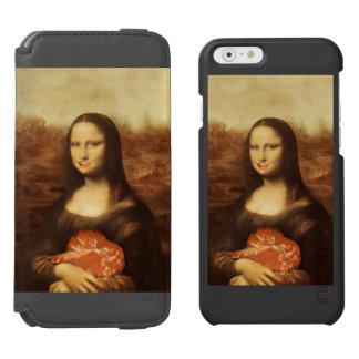Mona Lisa Likes Valentine's Candy Incipio Watson™ iPhone 6 Wallet Case