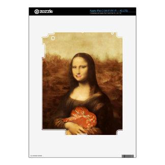 Mona Lisa Likes Valentine's Candy Skins For iPad 3