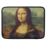 Mona Lisa Macbook Pro Flap Sleeve MacBook Pro Sleeve