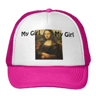 Mona Lisa, mi chica, mi chica Gorra