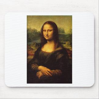 Mona Lisa Mouse Mats
