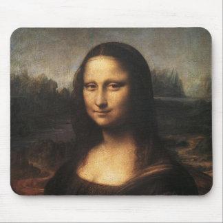 Mona Lisa Mouse Pads