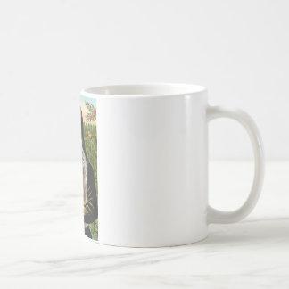 Mona Lisa - Norweigan Forest Cat Coffee Mug