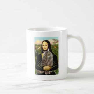 Mona Lisa - Norweigan Forest Cat Mug