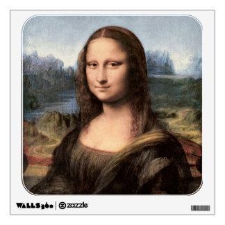 Mona Lisa Painting / Portrait Wall Sticker