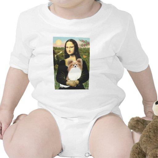 Mona Lisa - Papillon 4 Traje De Bebé