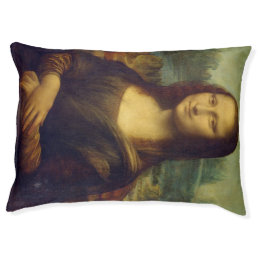 Mona Lisa Pet Bed