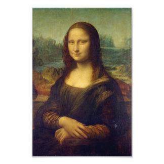 Mona Lisa Photo Print