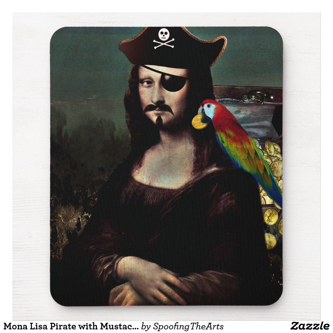 Related Keywords & Suggestions for Mona Lisa With Mustache