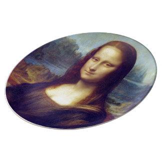 Mona Lisa Plate