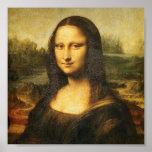 Mona Lisa por DaVinci Impresiones