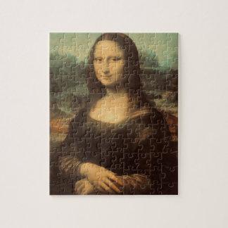 Mona Lisa por el rompecabezas de Leonardo da Vinci