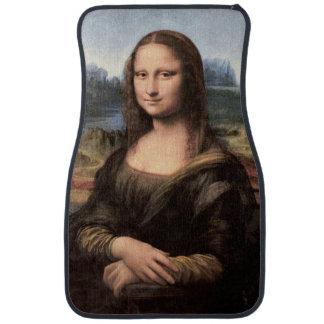 Mona Lisa Portrait / Painting Car Floor Mat
