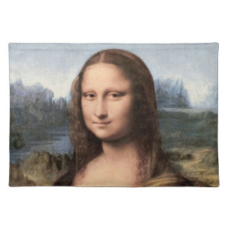 Mona Lisa Portrait / Painting Placemat