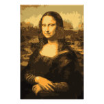 Mona Lisa Portrait  Photo