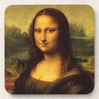 Mona Lisa Posavasos De Bebida