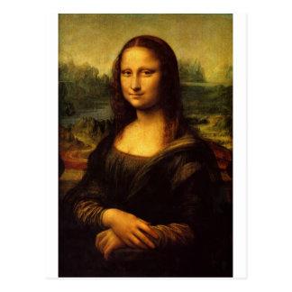 Mona Lisa Postcards
