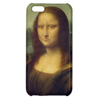 Mona Lisa que frunce el ceño