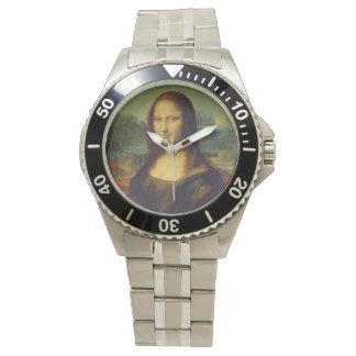 Mona Lisa Reloj