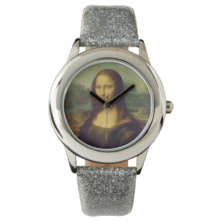 Mona Lisa Relojes De Pulsera