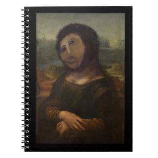 Mona Lisa restaurada Libreta