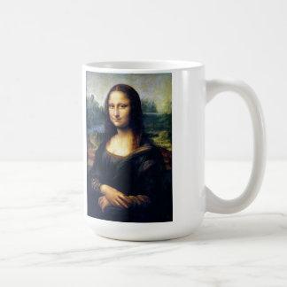 Mona Lisa restauró Tazas De Café