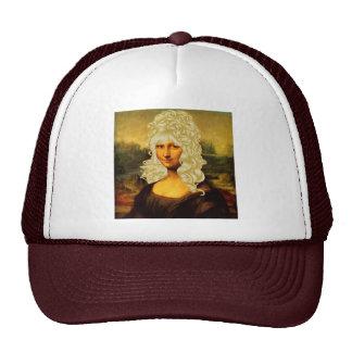 Mona Lisa rubia Gorros