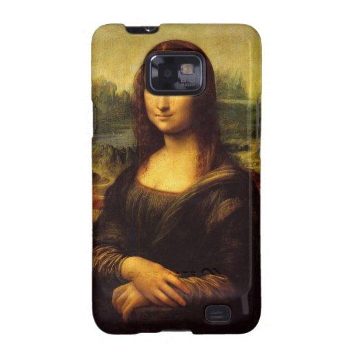 Mona Lisa Samsung Galaxy SII Funda