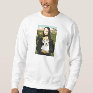 Mona Lisa - Sealyham Terrier (l) Sudadera Con Capucha