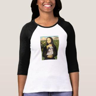 Mona Lisa - Shih Tzu (I) T-Shirt