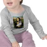 Mona Lisa - Siamese 24 (blue point) Tee Shirt