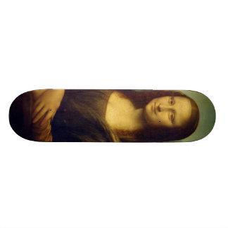 Mona Lisa Skateboard Deck