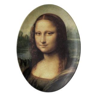 """Mona Lisa"", sonrisa, ""ascendente cercano"", Badeja De Porcelana"
