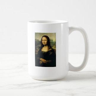 mona lisa taza clásica