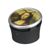 Mona Lisa, The Easter Bunny Speaker