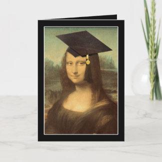 Mona Lisa, The Graduate Card