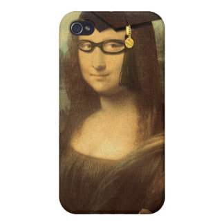 Mona Lisa, The Graduate Case For iPhone 4