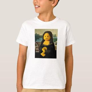 Mona Lisa Tshirt for kids