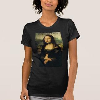 Mona Lisa - un MasterPeace Camisetas