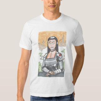 Mona Lisa v2 T-shirt