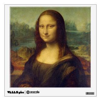 Mona Lisa Wall Sticker