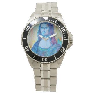 Mona Lisa Watch