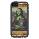 Mona Lisa wicked witch phone case iPhone 5 Case