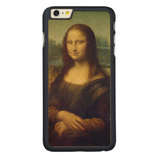Mona Lisa Carved® Maple iPhone 6 Plus Case