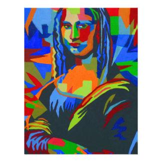 Mona Lisa Wpap Letterhead