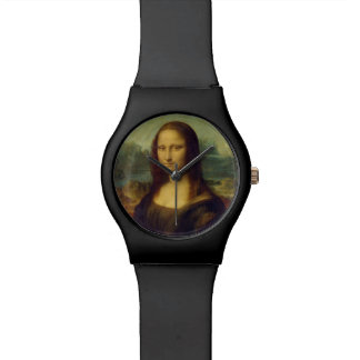 Mona Lisa Wristwatch
